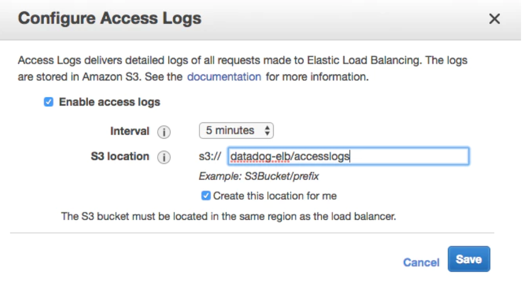 Amazon Load Balancer
