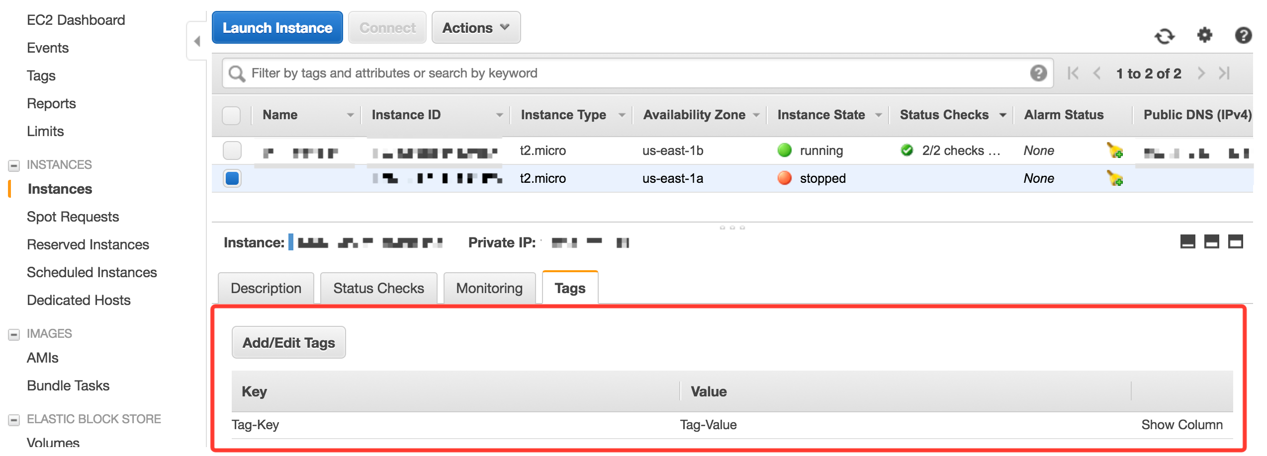 How do I pull my EC2 tags without using the AWS integration?